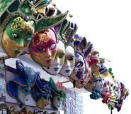 Colorful masks in Venice Italy Royalty Free Stock Photography