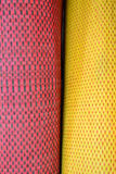 Colorful mats Royalty Free Stock Images