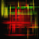 Colorful maze background Royalty Free Stock Images