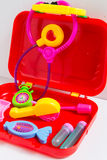 Medical Equipment Toy Royalty Free Stock Image