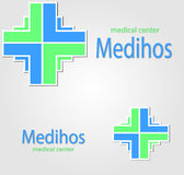 This is colorful medical icon Royalty Free Stock Image