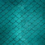 Colorful Mermaid Scale Texture