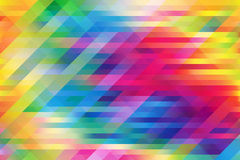 Colorful mesh background with horizontal and 2 diagonal lines Royalty Free Stock Images