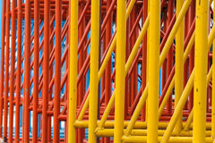 Colorful metal Royalty Free Stock Photo