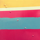 Colorful metal texture Royalty Free Stock Image
