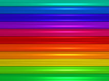 Colorful metalic stripe background Royalty Free Stock Photography