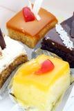 Colorful mini cake. Stock Images