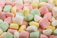 Colorful mint candy. Pile of colorful mint candy Stock Photos