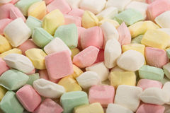 Colorful mint candy. Pile of colorful mint candy Royalty Free Stock Image