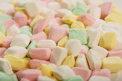 Colorful mint candy. Pile of colorful mint candy Stock Images
