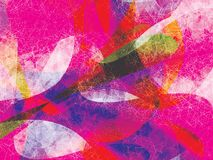 Abstract background. Colorful mix  polygon abstract  background Stock Illustration