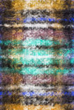 Colorful mohair background Stock Photography