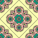 Colorful Moroccan tiles ornaments. Can be used for Royalty Free Stock Photography