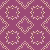 Colorful Moroccan tiles ornaments. Can be used for. Wallpaper, pattern fills, web page background, surface textures. Vector illustration Stock Photo