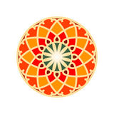 Colorful Moroccan tiles ornaments. Royalty Free Stock Photo