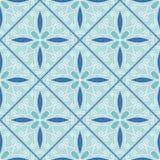 Colorful Moroccan tiles ornaments. Vector illustration Stock Photos