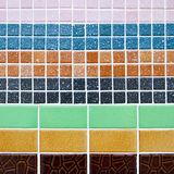 Colorful mosaic Stock Photo