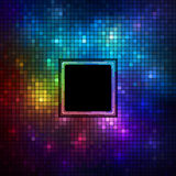 Colorful Mosaic Background Stock Image