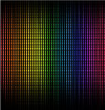 Colorful mosaic background. Rainbow Stock Photo