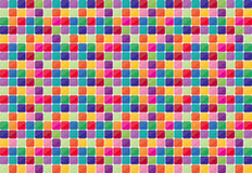 Colorful mosaic background. Royalty Free Stock Photos