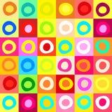 Colorful mosaic background Stock Image
