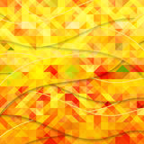 Colorful mosaic background. Royalty Free Stock Image