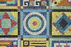 Colorful mosaic Royalty Free Stock Photography