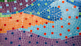 Colorful mosaic Stock Photos