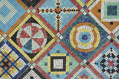Colorful mosaic Royalty Free Stock Images