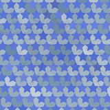 Colorful mosaic pattern. Royalty Free Stock Images