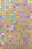 Colorful mosaic pattern Royalty Free Stock Photography