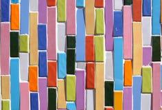 Colorful mosaic Stock Image