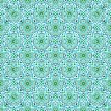 Colorful mosaic seamless pattern background Stock Image