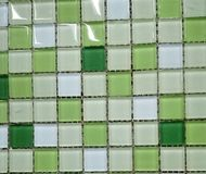 Colorful mosaic texture stock photography