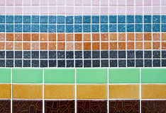 Colorful mosaic textured Royalty Free Stock Photography