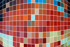 Colorful mosaic tile background Royalty Free Stock Photography