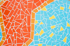 Colorful mosaic tile Royalty Free Stock Images