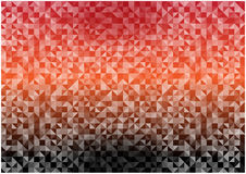 Colorful mosaic tiles background Royalty Free Stock Images