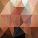 Colorful mosaic triangle background. This is file of EPS10 format Royalty Free Stock Images