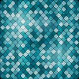 Colorful mosaic. Vintage background Stock Photography