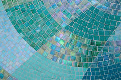 Colorful mosaics surface, pattern. Stock Photos