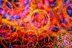 Colorful motion Royalty Free Stock Photos
