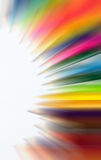 Colorful motion blur Stock Image