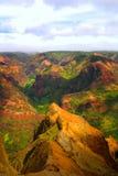 Colorful Mountain Landscape Stock Photo