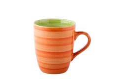 Colorful Mug Royalty Free Stock Photo