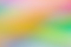Colorful multi colored de-focused abstract photo blur. Background royalty free illustration