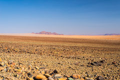 The colorful Namib desert, roadtrip in the wonderful Namib Naukluft National Park, travel destination and highlight in Namibia, Af Stock Photo