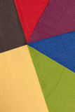 Colorful napkin paper texture Royalty Free Stock Photos