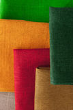 Colorful napkins  background  vertical Royalty Free Stock Photo
