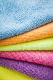 Colorful Napkins Royalty Free Stock Photo